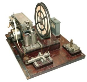 Vintage Morse Machine