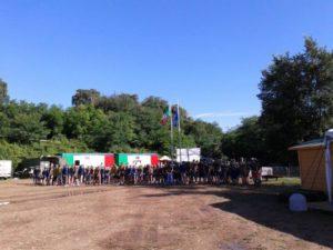 Campo Scquola Giovani Alpini
