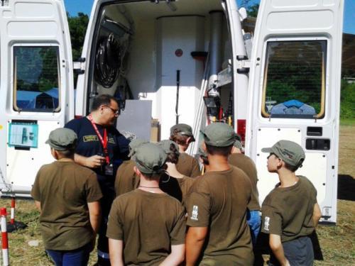 20170701_095153 Campo scuola giovani Alpini ALmenno S.B.