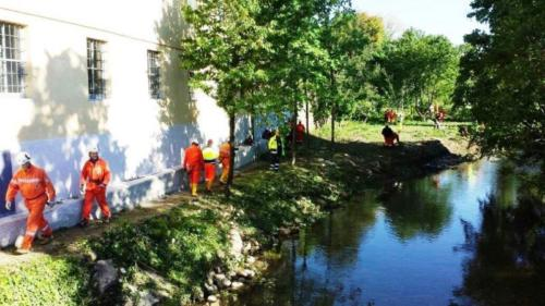 IMG-20170429-WA0007 Fiumi Sicuri Cantiere Ponte San Pietro by ARIBG