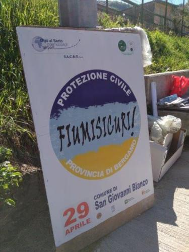 IMG 20170429 094405 Fiumi Sicuri Cantiere di San Giovanni Bianco by ARIBG